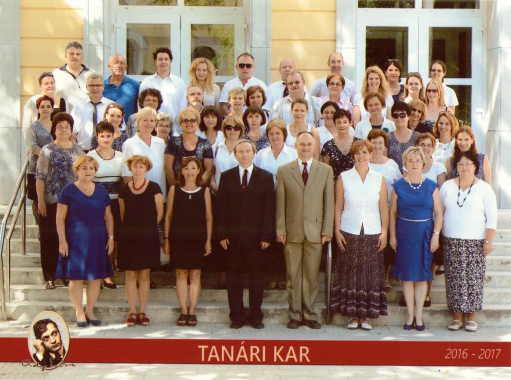 Ady Endre Gimnazium Debrecen Tanarok